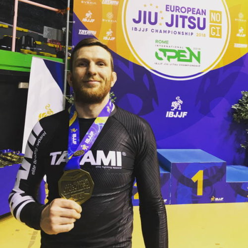 IBJJF Europeans No-Gi